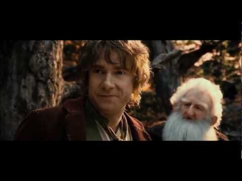 The Hobbit: Bilbo Speech - Why did you come back?