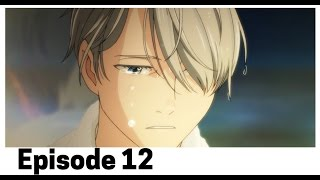 Yuri on Ice Episode 12 Reaction | The Season FINALE!
