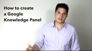 Google Knowledge Panels - how to create one for your organization