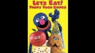 Let's Eat! Funny Food Songs