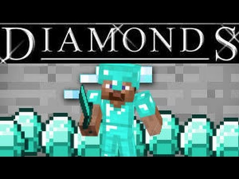 NEW! MINECRAFT infinite DIAMOND glitch- works on multiplayer!