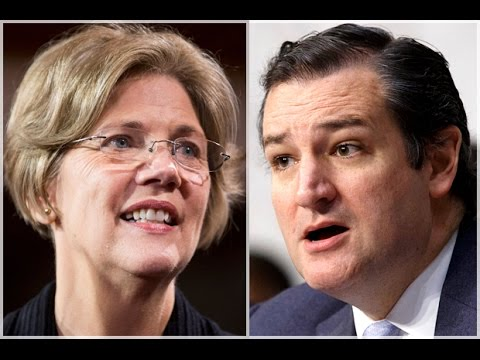 CNN Compares Elizabeth Warren To Ted Cruz