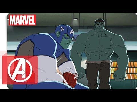 Avengers - Im Tower gefangen   Marvel HQ Deutschland