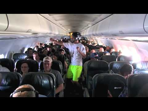 Harlem Shake Frontier Flight 157 (CC Wasabi Ultimate)
