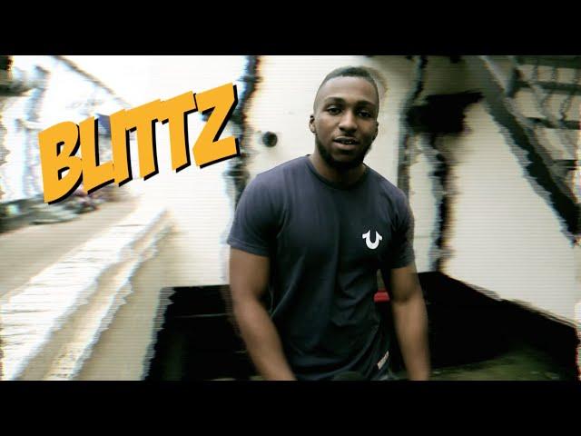 Blittz Gullyish - #StreetHeat Freestyle [@Boasy_Blittz] | Link Up TV