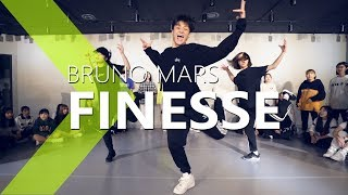 Download Lagu [ Master Class ] Bruno Mars - Finesse (Remix) [Feat. Cardi B] / Choreography . PK WIN Gratis STAFABAND