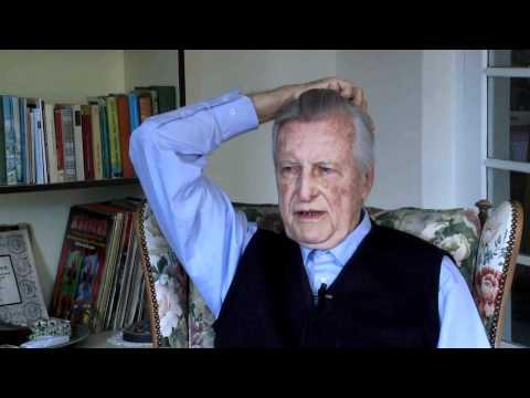 Stuka pilot interview 64: Life as POW in Canada