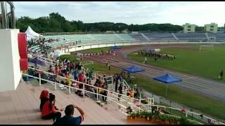 100m Mike chayanne MSSR Miri 2017 12tahun