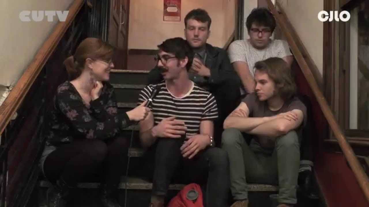 The Elwins interview