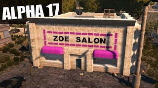 ALPHA 17 | DAY ONE HOME | 7 Days to Die Alpha 17 Gameplay | S17.1E01