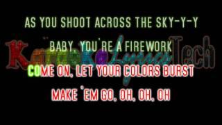 Katy Perry Firework Karaoke