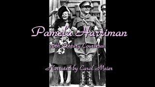 Female Documentary Narrator - Pamela Harriman - The Real Woman Behind Bill Clinton - SUBTITLED