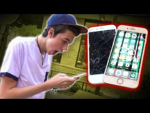 ELE DESTRUIU O IPHONE 7! ‹ NeagleHouse ›
