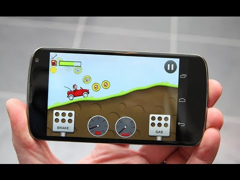 HILL CLIMB RACING [App review]