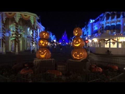 MouseSteps Weekly #69 Mickey's Not So Scary Halloween Party Overview & Tips; California Grill Teaser