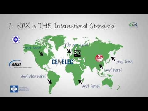 Advantages of KNX...