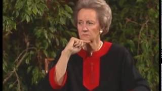 Living Self-Portrait: Katharine Graham