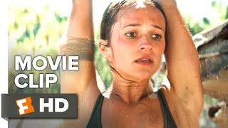 Tomb Raider Movie Clip - Waterfall (2018) | Movieclips Coming Soon