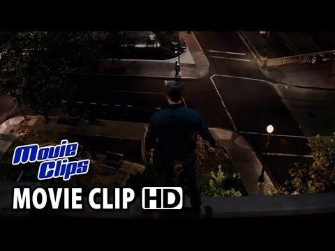 Captain America: The Winter Soldier CLIP - In Pursuit (2014) HD