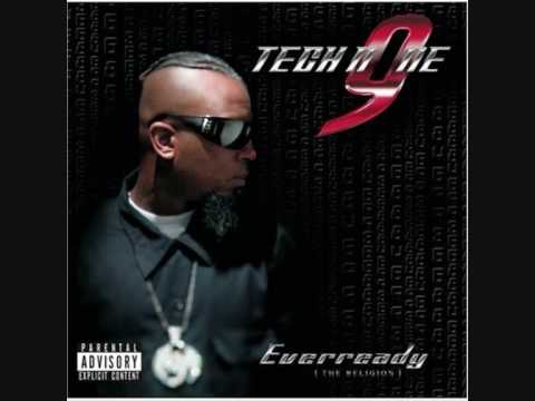 Tech N9ne ft. 2pac & Bizzy Bone - Big Bad Wolf ( remix) Video