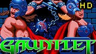 Gauntlet Arcade CO-OP Commentary HD - Pugmanplays