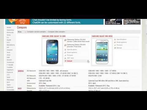 Samsung Galaxy S4 Mini i9190 e Samsung Galaxy Win Duos i8550 - Analise - PT-BR - Brasil