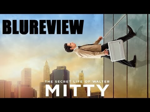 BluReview: The secret life of Walter Mitty (BLURAY REVIEW)