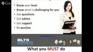 How to get IELTS Band 7 and 8