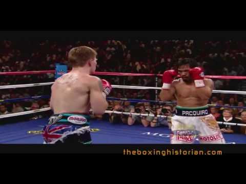 Manny Pacquiao KO 2 Ricky Hatton