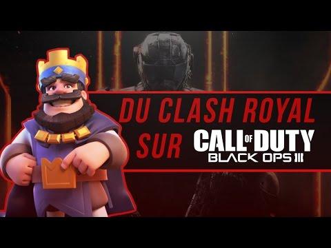 OMG !!! Du crash of royal sur black ops 3 !!!