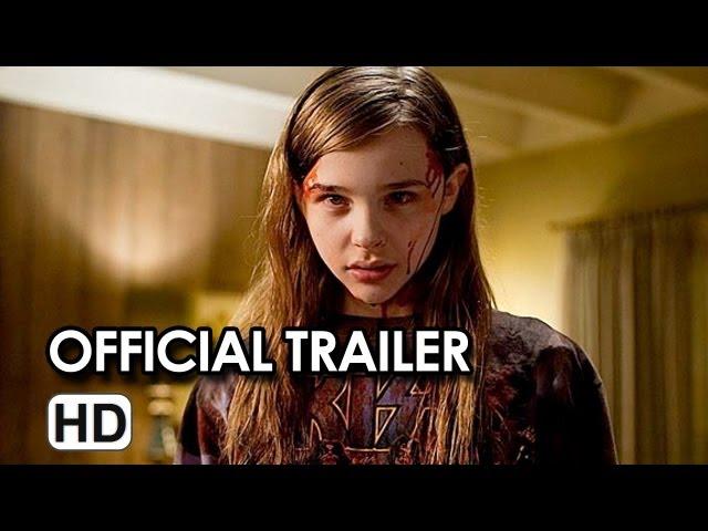 Carrie Official Trailer #2 - Chloe Moretz
