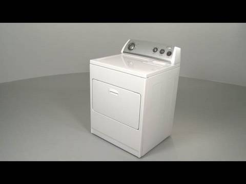 Whirlpool/Kenmore Dryer Disassembly (Model #11079622800) – Dryer Repair Help