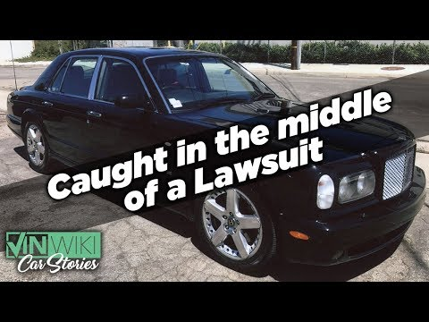 Trying to buy a Craigslist Bentley got me wrapped up in a lawsuit