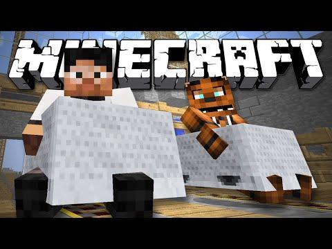 МАЛЕНЬКАЯ ГОНКА С ФРЕДДИ - Minecraft (Обзор Карты)