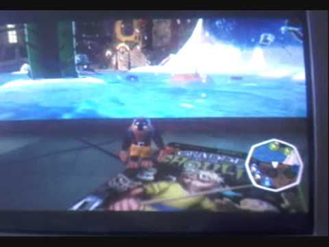 Banjo Kazooie Nuts & Bolts Demo - Cameo Grabbed by the Ghoulies box