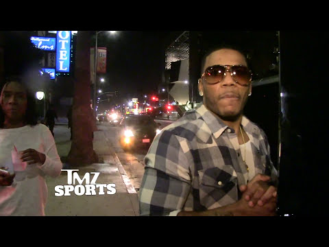 Nelly -- Jumps On Royals Bandwagon ... After Cardinals Blew It