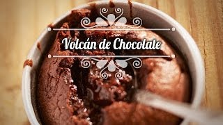 Volcán de Chocolate