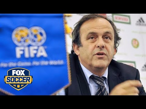 Five things you need to know about Michel Platini
