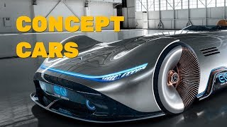 Top 10 New Future Concept Cars