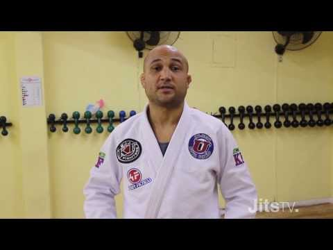 BJ PENN | Takedown for BJJ: Sasae Foot Sweep | Jits Magazine Image 1