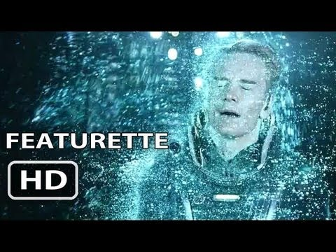 Prometheus Featurette - The World of Prometheus
