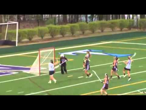 #10 Carly Caveny - Middie Defense: Class of 2015 Bishop Guertin High School - 03/18/2014