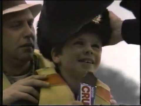Nestle Crunch Commercial Nestle Crunch Commercial 1990