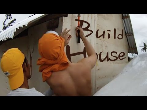 How to build houses in The Philippines, after a supetyphoon – By OrDub