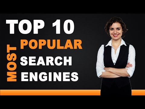 Best Search Engines - Top 10 List