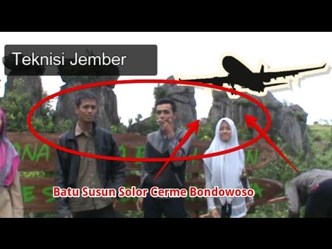 #Unofficial - Promo Wisata Wonderfull Bondowoso Batu Susun Solor Stonehenge Van Java Cerme