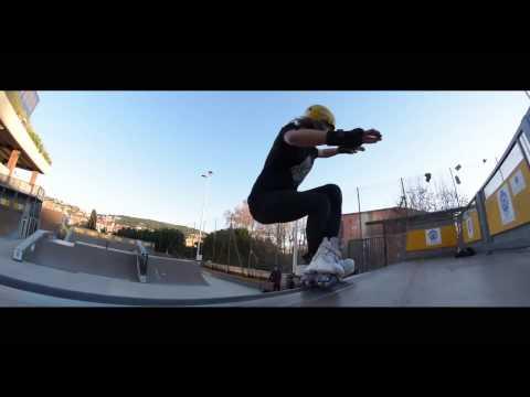 Stephanie Richer USD Pro Edit 2015  Filmed and edited by Thibaut Arcos Nice, France   www.usd-skate.com www.facebook.com/universalskatedesign
