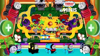 Thomas' Spooky Haunted House Tracks! - Thomas and Friends Minis ★ iOS/Android app (By Budge)