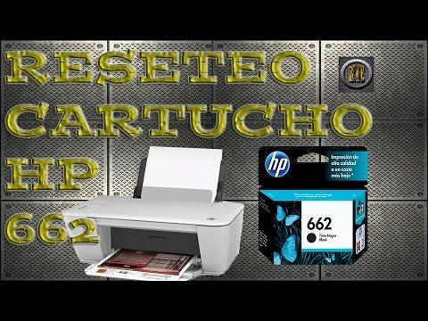 Como resetear Un cartucho HP 622 (Compatibles en descripción)   Ztickhacks