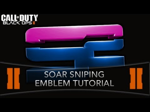 Black Ops 2: SoaR Sniping Emblem | Aveon